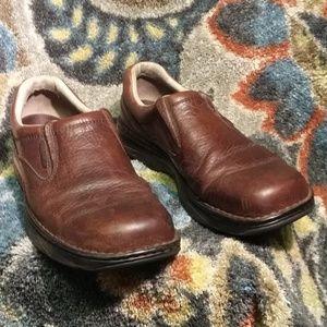 Merrell Men's Passport Redwood Brown Loafer Slipon